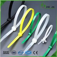 Plastic Cable Ties Self-Locking Nylon Zip Ties