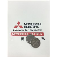 Mitsubishi Lithium Button Cell Battery CR2016