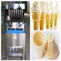 High Quality Ice Cream Cone Making Machine