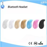 New Products 2017 Wireless Mini Stereo Single V4.0 Bluetooth Headset