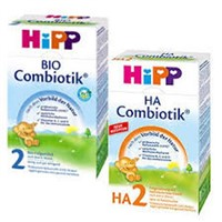 Friso, Hipp, Holle, Nutrilon, Aptamil, Topfer, Humana, Hero Baby, Mellin & Other Infant Milk