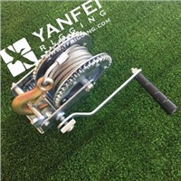 Factory Price Wire Cable Winch, Hand Winch