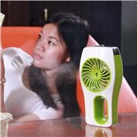 Summer Mini Misting Portable Handheld Humidifier USB Fan