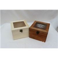 Wooden Box for Tea, Packing Tea Boxes TB0004