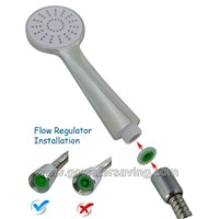 Shower Water Saving Aerators