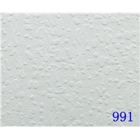 White PVC Gypsum Ceiling Tiles 600*600,595*595