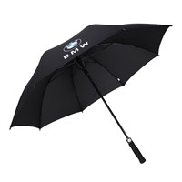 Promotional 25-Inch Windproof Straight Golf Umbrella