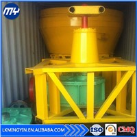 Wet Pan Mill for Gold Mining