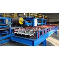 Composite Foam Board Sandwich Panel Press Forming Machine by Press & Glue