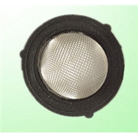 304 Magnetic Pressure Washer Hose Filter Round Rubber Washer