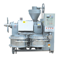 Soybean Oil Press Machine with Low Residue Oil Rate