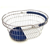 Shopping Basket / Wire Hand Basket for the Mall Shopping