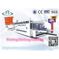 Hot Sale Corrugated Paperboard Printing Machine