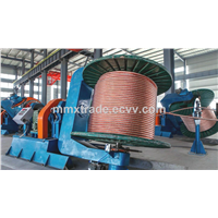 Drum Twister Wire Rope Cable Stranding Machine(JPD2500/3150)