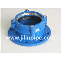 HDPE Flange Adaper, DN 50-2000mm, PN10/16/25/40, ISO 2531, BS EN545, BS EN598