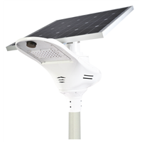 Integrated Solar Street Llights