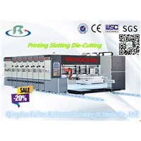 Automatic High Standard Flexo Die-Cutting & Printing Slotting Machine