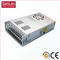 Sanlan 5V 80A 400W Regulated Power Supply with Competitive Price