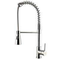 Single Handle UPC Kitchen Faucet with Sprayer