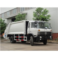 DONGFENG Foton 10cubic Garbage Compactor Truck for Sale