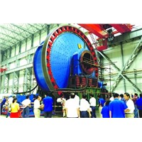 Gold Mine Use Large Size Autogenous Ball Mill