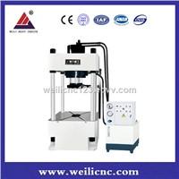 Hydraulic Press Machine YW31-100T, Four-Pillar Hydraulic Press
