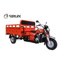 SL200zh Three Wheel Motorcycle Tricycle