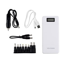 2017 Fast Charging Power Bank 15600mah QC 2.0 Dual USB Good Working