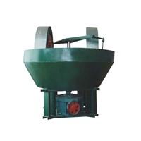 Gold Ore Separator of Wet Pan Grinder, Grinding Machine