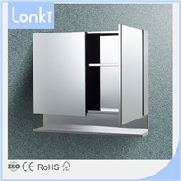 Hot Sale Stainless Steel Bathroom Mirror Cabinet with Competitive Price