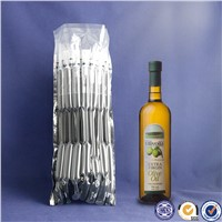 OEM Packaging Space Saving Air Bubble Bags for Olive Oil Bottle Packing