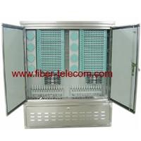 Fiber Optic Cross Connection Cabinet 2-Door