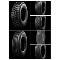 ALL STEEL TRUCK & BUS TYRE/TIRE