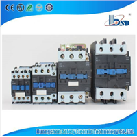 LC1D Series AC Electrical Magnetic Contactor