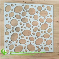 Carved Hollow Aluminum Panel for Decoration