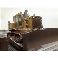 Cheap D155A Track Crawler Used Bulldozer, Japan Komatsu D155A-1 Bulldozer Dozer