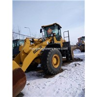 Chinese Good Loader, Cheap Price SDLG LG956 LG956L Used Wheel Loader, Hydraulic Original Loader