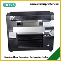 Digital UV LED Flatbed Inkjet Universal Printer A3 Size