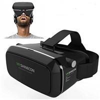 High Quality Pupil Distance Adjustment 3D VR Glassses