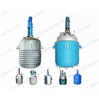JCT Resin Glue Polyurethane Chemical Mixing Tank Reactor Kettle