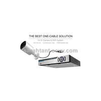 PoC & EoC IP Cameras NVR Security CCTV Kit