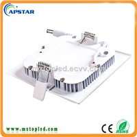 Ultra Thin LED Ceiling Recessed Slim 15w 18w 24w Square LED Panel Light