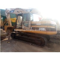 Used Cat 320BL 330BL Japanese Crawler Excavator, Cheap 20 Ton Hydraulic Digger Excavator for Sale