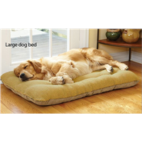 Pet Products Pet Cashmere Suede Large Dog Cat Bed