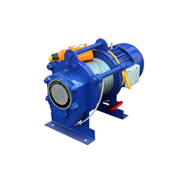 800kg Electric Winches 240v with Single Phase