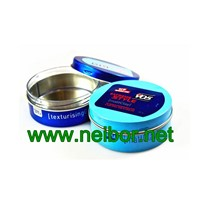 85g Matt Clay Tin Container with Screw Lid & Plastic Liner Hair Pomade Tin