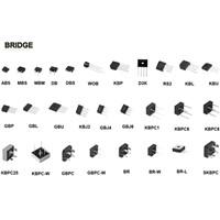 Kt Kingtronics Bridge Rectifiers(UL Approval)