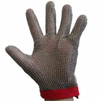 Metal Mesh Chainmail Butcher Glove