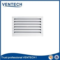 Wall Fresh Air Louver, Return Air Louver, Weather Proof Louver