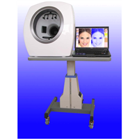 Newest Portable Magic Mirror System Skin Analyzer Machine
